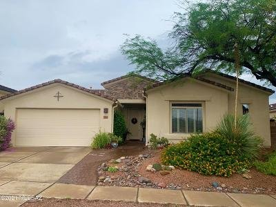 Tucson Single Family Home Active Contingent: 5086 N Fairway Heights Drive