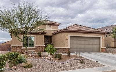 Vail Single Family Home For Sale: 13995 E Huppenthal Boulevard