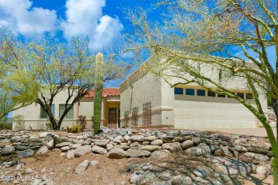 Tucson Single Family Home Active Contingent: 4291 N Summer Set Loop