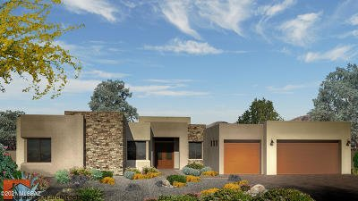 Oro Valley Single Family Home For Sale: 12579 N Vistoso View Place