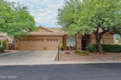 Oro Valley Single Family Home For Sale: 1716 W Windgate Place