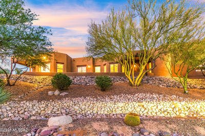 Oro Valley Single Family Home For Sale: 11486 N Civano Place