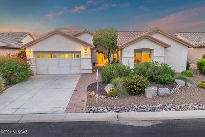 Tucson Single Family Home For Sale: 39552 S Windwood Drive