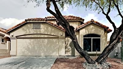 Oro Valley Single Family Home For Sale: 12188 N Kylene Canyon Drive