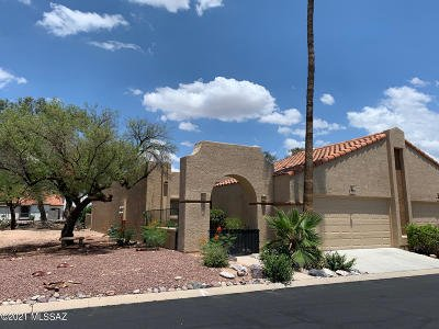 Tucson Townhouse Active Contingent: 618 W Rushwood Drive