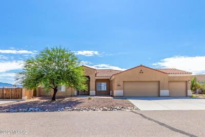Vail Single Family Home Active Contingent: 13664 S Sonoita Ranch Circle