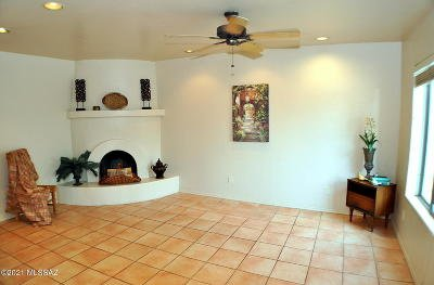 Tucson Townhouse For Sale: 1932 W Record Street