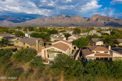 Oro Valley Single Family Home For Sale: 11139 N Olympic Place
