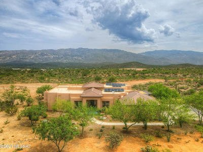 Vail Single Family Home For Sale: 8142 S Circle S Ranch Place