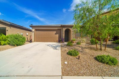 Sahuarita Single Family Home Active Contingent: 897 W Calle Tipoy