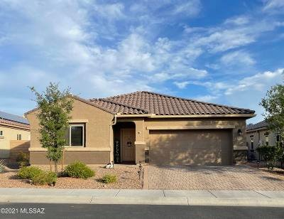 Marana Single Family Home For Sale: 9017 W Rolling Springs Drive