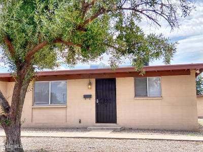 Tucson Townhouse For Sale: 1529 W Roger Road