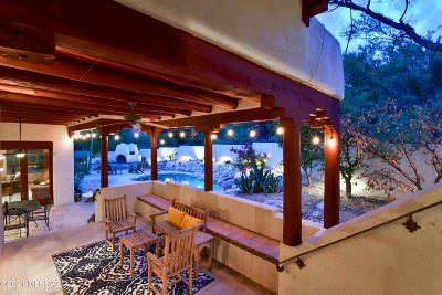Tucson Single Family Home For Sale: 5430 N Post Trail