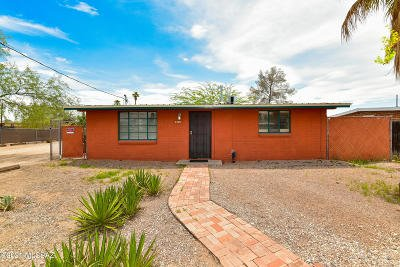 Tucson Single Family Home Active Contingent: 5944 E 30th Street