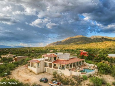 Tucson Single Family Home For Sale: 5532 S Old Spanish Trail
