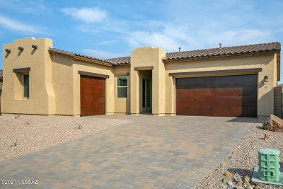 Marana Single Family Home For Sale: 7010 W Foothills Acacia Place