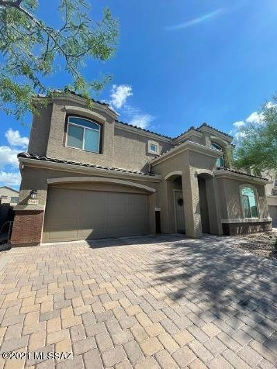 Marana Single Family Home For Sale: 9029 W Rolling Springs Drive