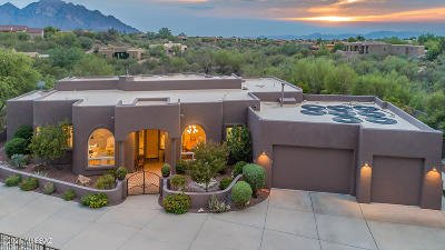Oro Valley Single Family Home For Sale: 782 W Silver Eagle Court