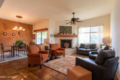 Oro Valley Single Family Home Active Contingent: 11796 N Mineral Park Way