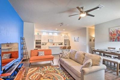 Tucson Single Family Home For Sale: 3037 N Dales Crossing Drive