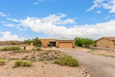 Vail Single Family Home For Sale: 14025 E Hay Bale Trail