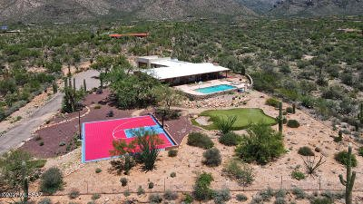 Tucson Single Family Home For Sale: 7530 N Christie Drive N