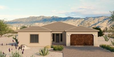 Oro Valley Single Family Home For Sale: 13109 N Vistoso Ranch Place