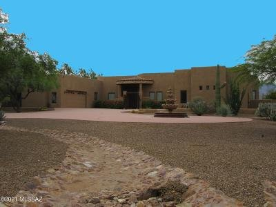 Oro Valley Single Family Home Active Contingent: 11260 N Shadow Vista Place