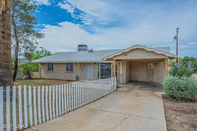 Tucson Single Family Home For Sale: 2021 W Merlin Road
