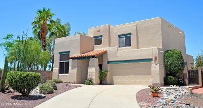 Tucson Single Family Home For Sale: 645 N Northern Vista Place