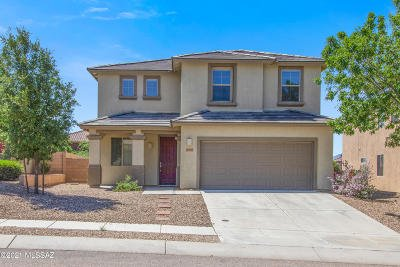 Vail Single Family Home Active Contingent: 10420 S Painted Mare Drive