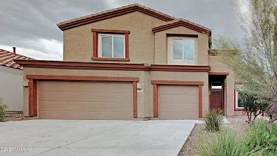 Tucson Single Family Home For Sale: 9886 N Crook Lane