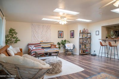 Tucson Single Family Home For Sale: 2650 N Orchard Avenue