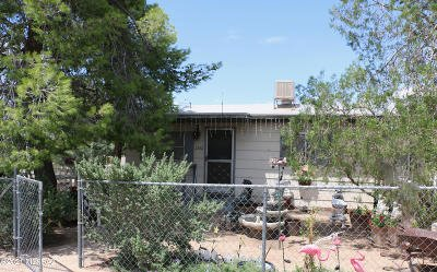 Tucson Single Family Home Active Contingent: 3342 W Tres Nogales Road