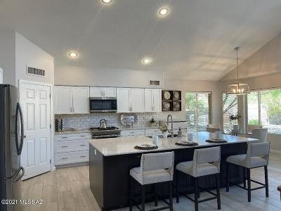 Oro Valley Single Family Home For Sale: 12485 N Echo Valley Drive