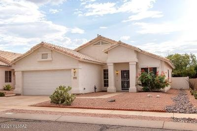 Tucson Single Family Home For Sale: 112 S London Station Road