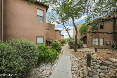 Tucson Condo For Sale: 6655 N Canyon Crest Drive