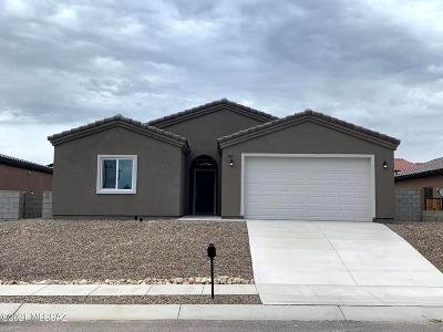 Tucson Single Family Home For Sale: 309 N Cameron View Place
