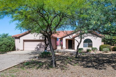 Tucson Single Family Home For Sale: 16635 N Swan Road