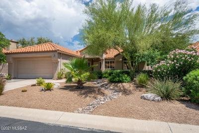 Oro Valley Single Family Home For Sale: 10740 N Eagle Eye Place