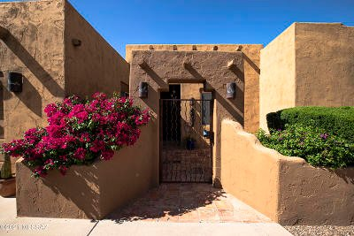 Tucson Single Family Home For Sale: 1061 N McElroy Place