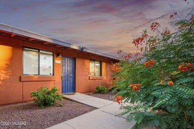 Tucson Condo Active Contingent: 350 N Silverbell Road #152