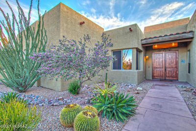 Vail Single Family Home Active Contingent: 16350 S Creosote View Lane