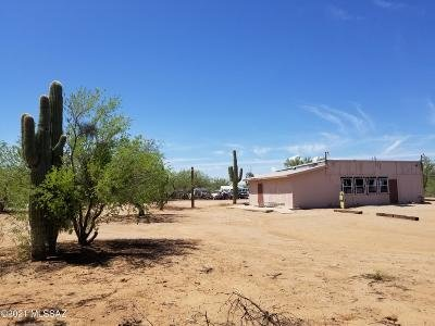 Tucson Single Family Home For Sale: 12331 W Picture Rocks Road