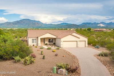 Vail Single Family Home Active Contingent: 8668 E Acacia View Drive