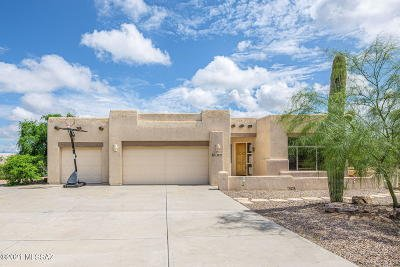 Vail Single Family Home Active Contingent: 16651 S Graythorn View Place