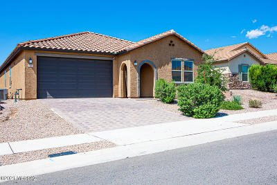 Vail Single Family Home For Sale: 14233 E Bolster Drive