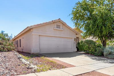Tucson Single Family Home For Sale: 5200 N Standing Rock Place