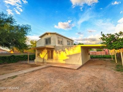 Tucson Single Family Home For Sale: 4455 S 3rd Avenue