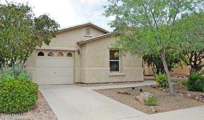 Tucson Single Family Home Active Contingent: 6902 S Harrier Loop